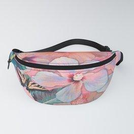 Hale Aloha Hibiscus Fanny Pack