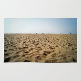 Jacob Riis Beach in Queens, New York City Rug