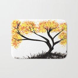 Tree 3 Bath Mat