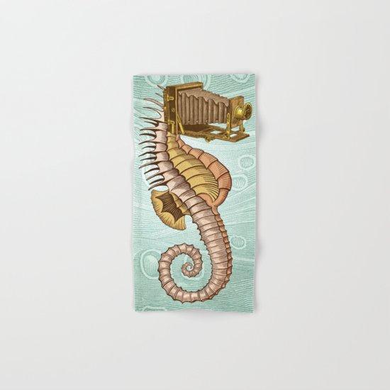Hippocampus camerarum Hand & Bath Towel