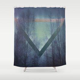 Pagan mornings Shower Curtain