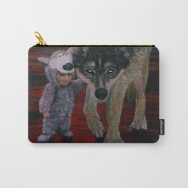 Imposter Syndrome Carry-All Pouch
