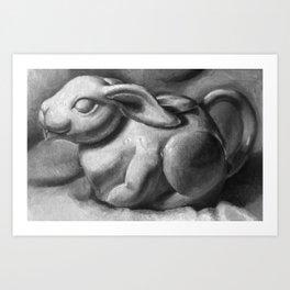 Teapot Art Print