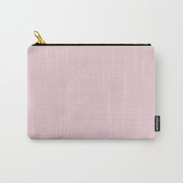 Ballet Slipper | Pantone Fashion Color Fall : Winter 2017 | Solid Color Carry-All Pouch