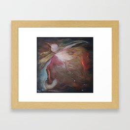 Pantha Rei Framed Art Print
