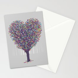 Nature's Love Stationery Cards