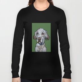 Ollie the English Setter Long Sleeve T-shirt