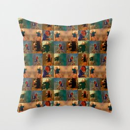 La chaise - Collection Throw Pillow