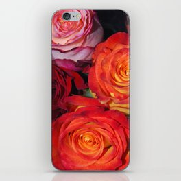 roses are red iPhone Skin