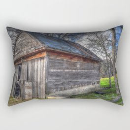 The Barn Rectangular Pillow