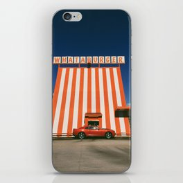 Whataburger iPhone Skin