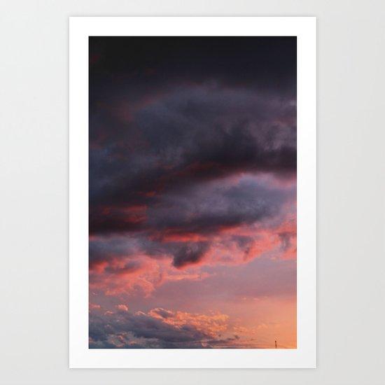 Sunset Atlas by juliemaxwell