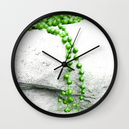 String of Pearls Wall Clock
