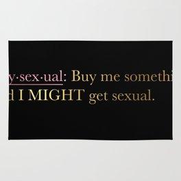 Buy sexual Rug