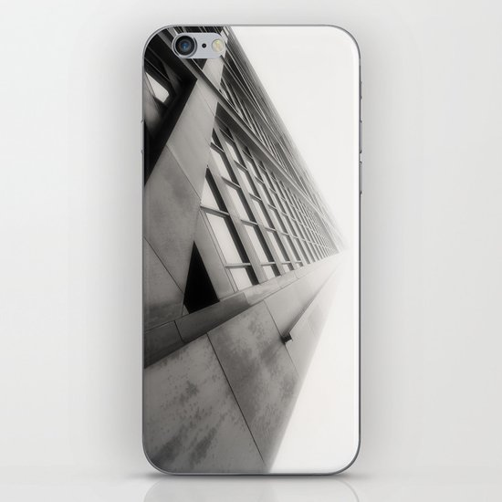Building Fade iPhone & iPod Skin