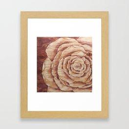 Botanical Bloom Framed Art Print