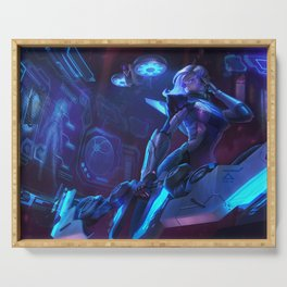 PROJECT Ashe League of Legends Serving Tray