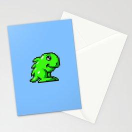 Hoi Amiga game sprite Stationery Cards