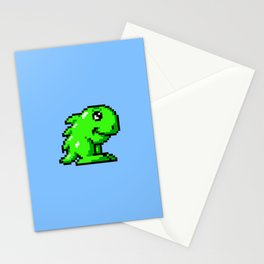 Hoi Amiga game sprite Stationery Cards