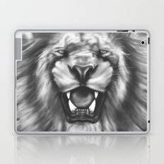 Courageous (Original drawing) Laptop & iPad Skin