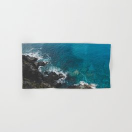 Blue Gem of Hawaii Hand & Bath Towel