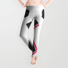 T-Shirt X with Two Ball - Limited Edition! Leggings