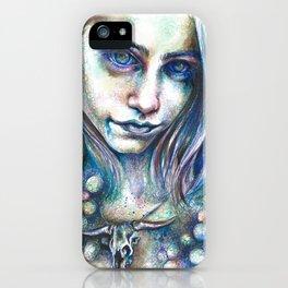Blueberry Binge iPhone Case