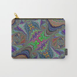 Fractal Abstract 46 Carry-All Pouch