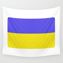 Ukrainian flag Wall Tapestry