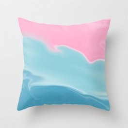 Nice Throw Pillow