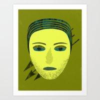 telemaco Art Print