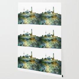 Beijing China Skyline Wallpaper