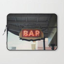 New Orleans Bar Sign Laptop Sleeve