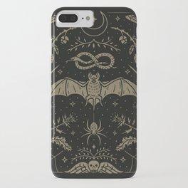 Cemetery Nights iPhone Case