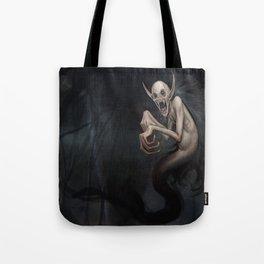 Wild Vampire Tote Bag