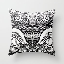 Let's Tessellate Throw Pillow