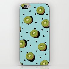 Kiwi Fruit iPhone Skin