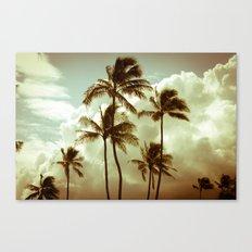 kailua - hawaii Canvas Print