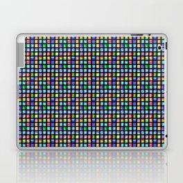 Peacock Tile Laptop & iPad Skin
