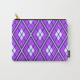 Violet Night Carry-All Pouch