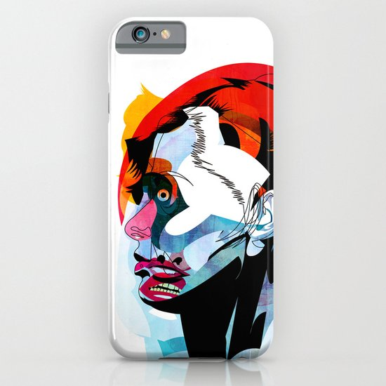 girl_220512 iPhone & iPod Case