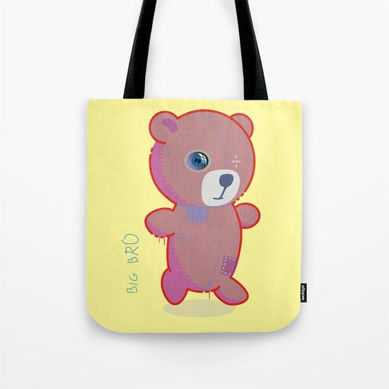Taddy (Big Brother) Tote Bag