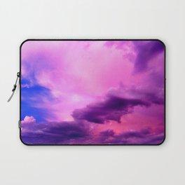 Purple Sky Laptop Sleeve