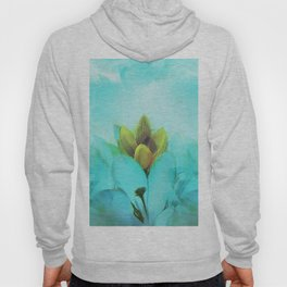 Row Of Crocuses Hoody