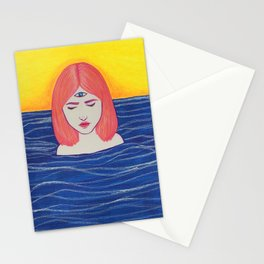 Third Eye Open Stationery Cards