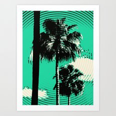 SummerTime 2 Art Print
