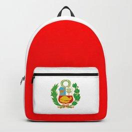 Peru Shield Backpack