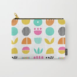 SIMPLE GEOMETRIC 001 Carry-All Pouch