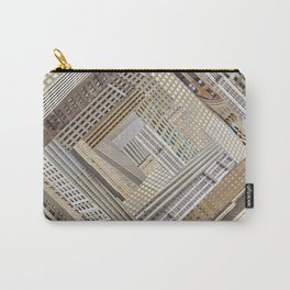 Skyscraper Quilt Carry-All Pouch