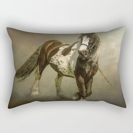 The Gypsy cob Rectangular Pillow